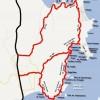 Nomes das localidades da costa de Governador Celso Ramos